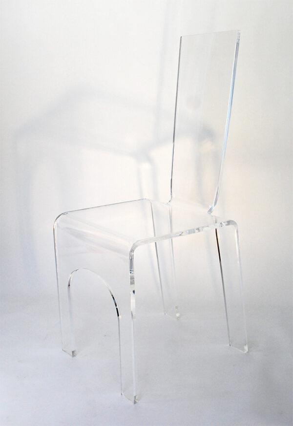 acrylic chair Poli